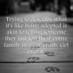 Adoption Footprints